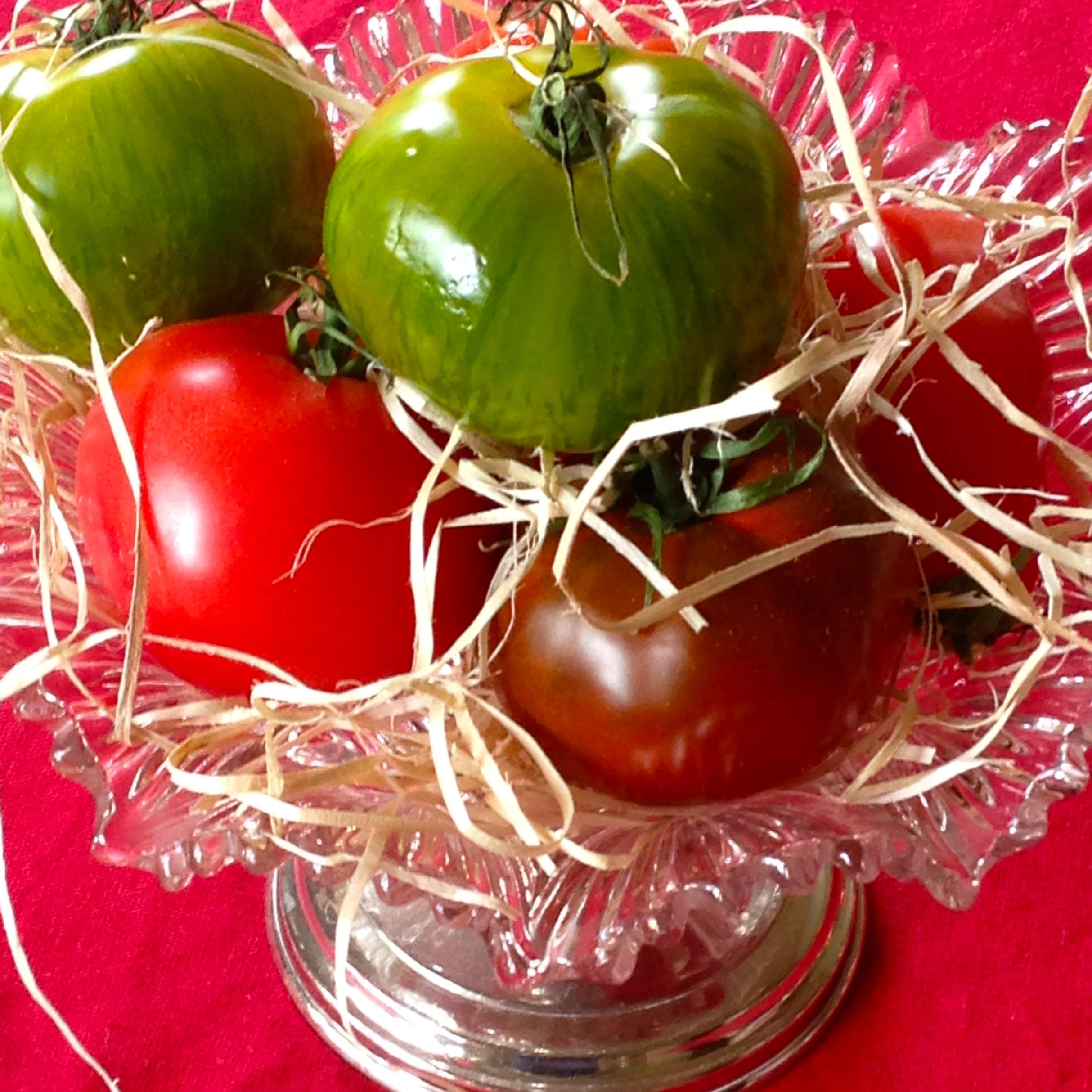 coupe de tomates