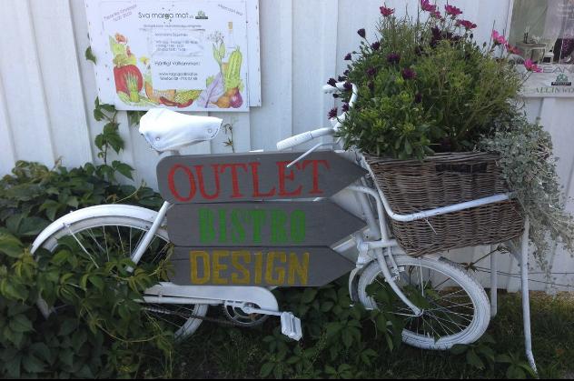 bicyclette en fleur