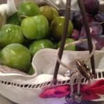 panier de prunes