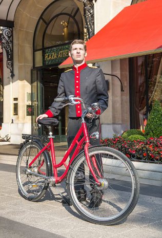 vélo Plaza