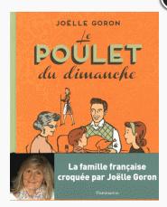 Le poulet du dimanche de Joelle Goron