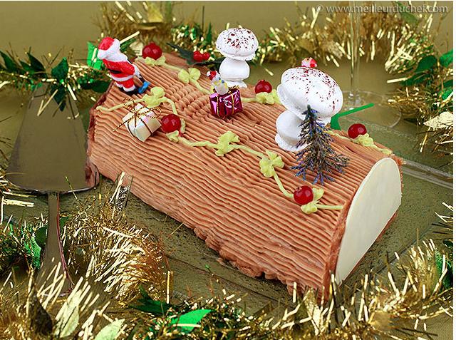 buches de Noël