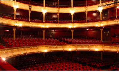 Le théâtre du Chatelet