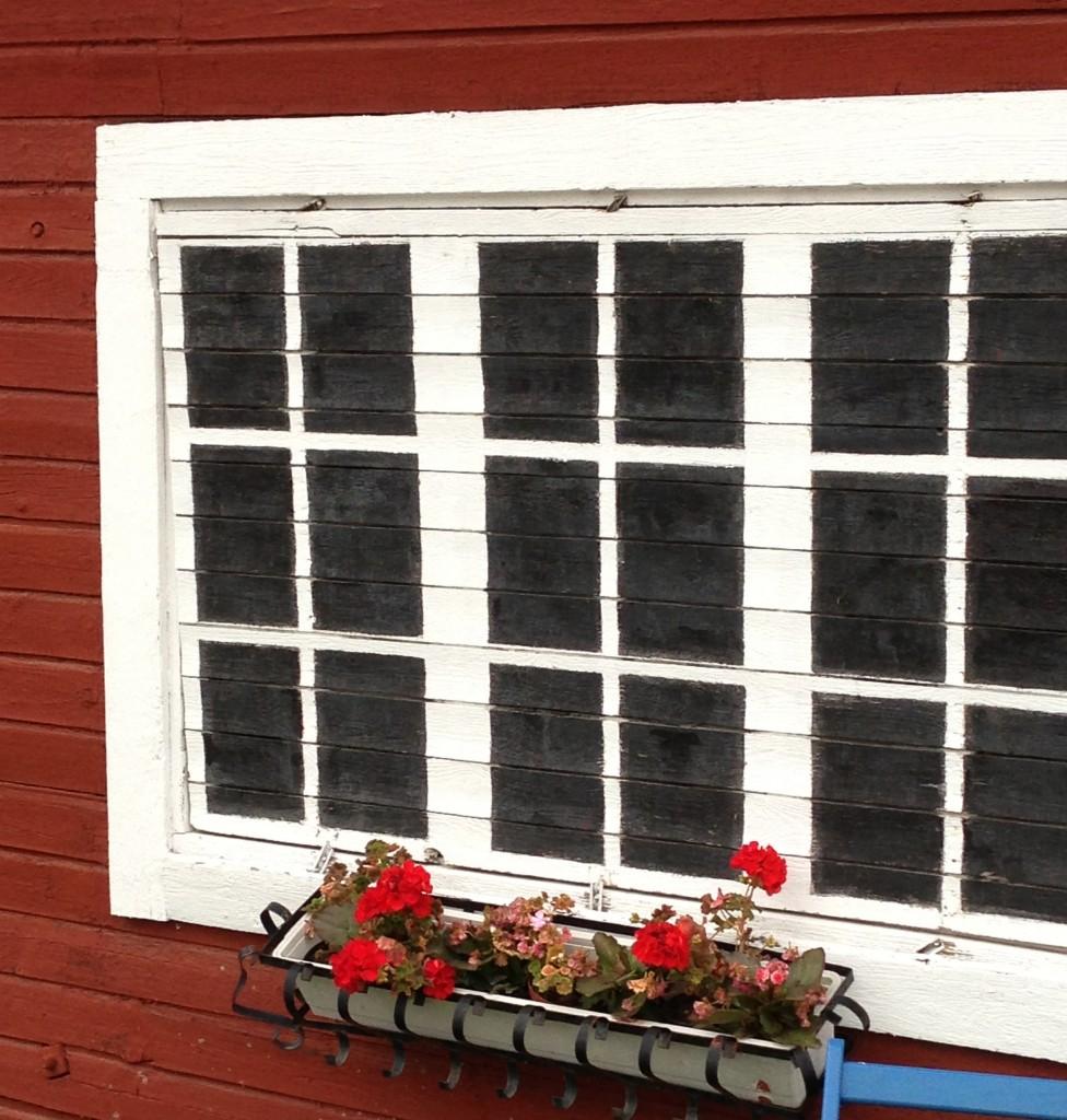 vraie ou fausse fenêtre?