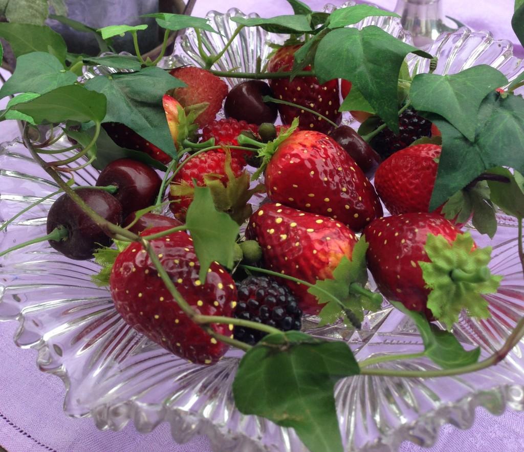 vraies ou fausses fraises?