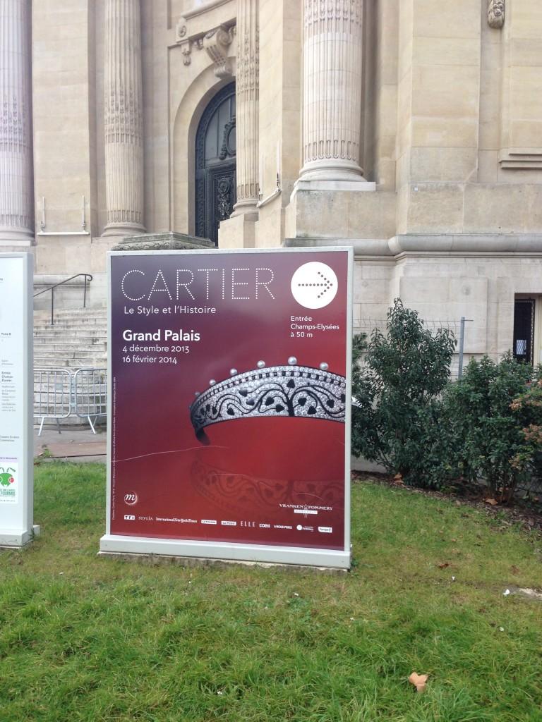 Expo Cartier Grand Palais