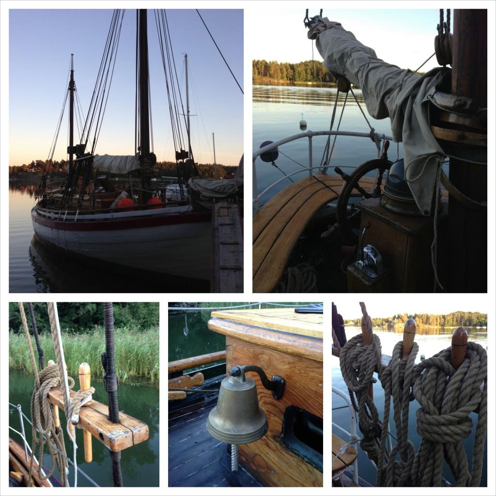 bateaux Suédois