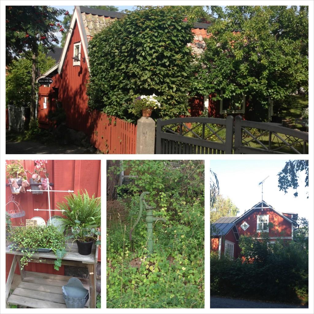 es maisons suédoises