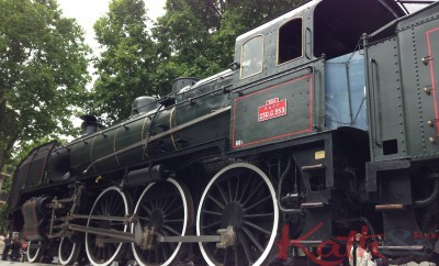 locomotive Orient Express