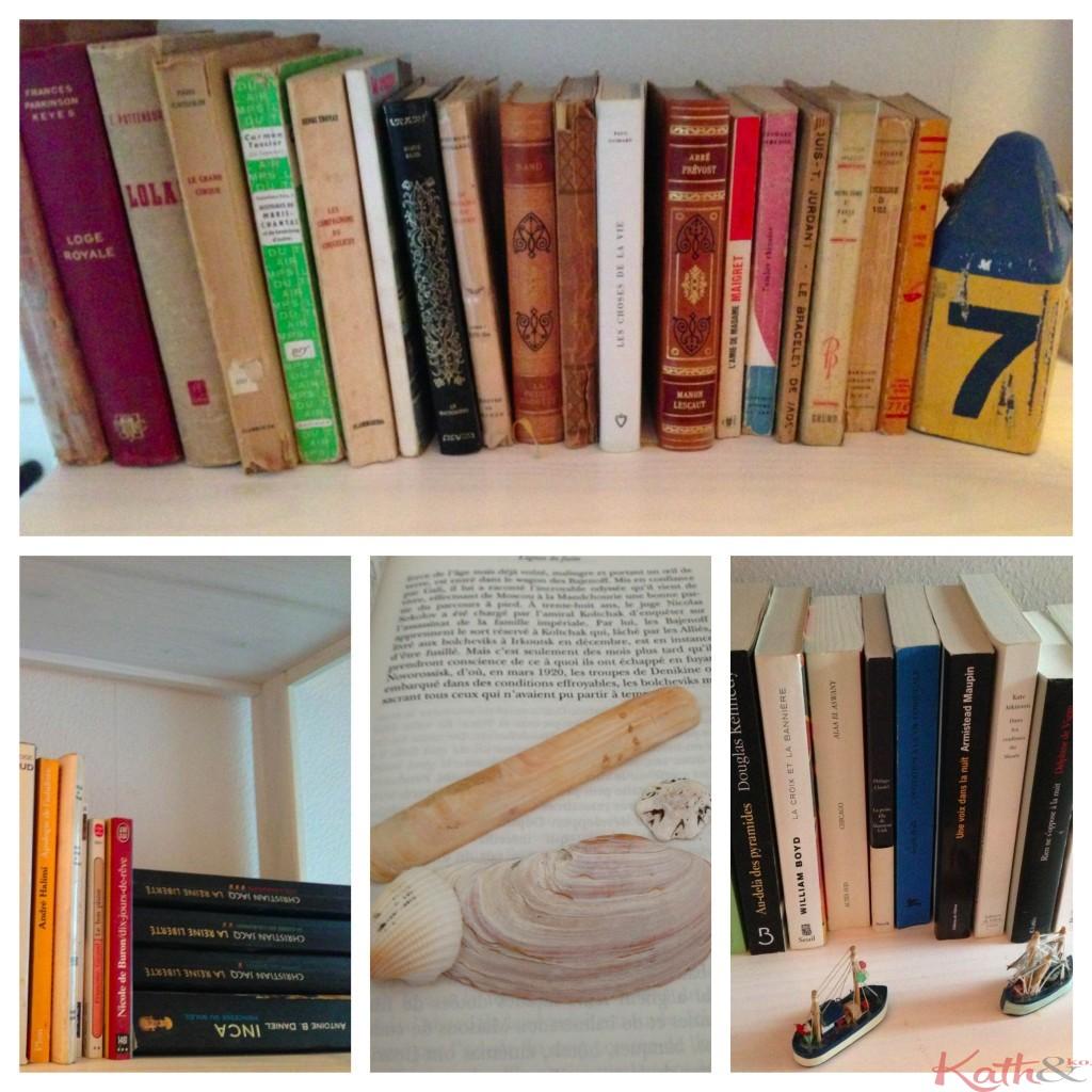 les livres de juillet