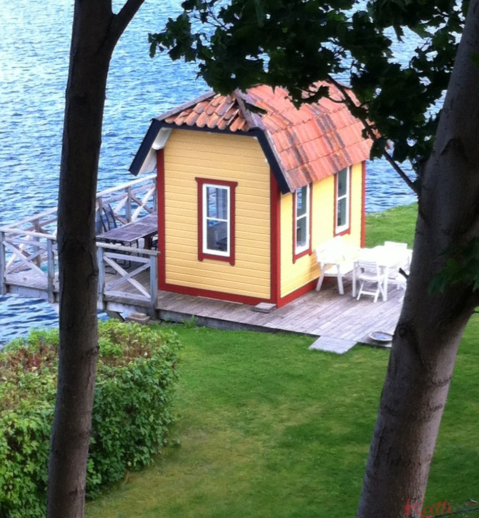 maisonnette suédoise
