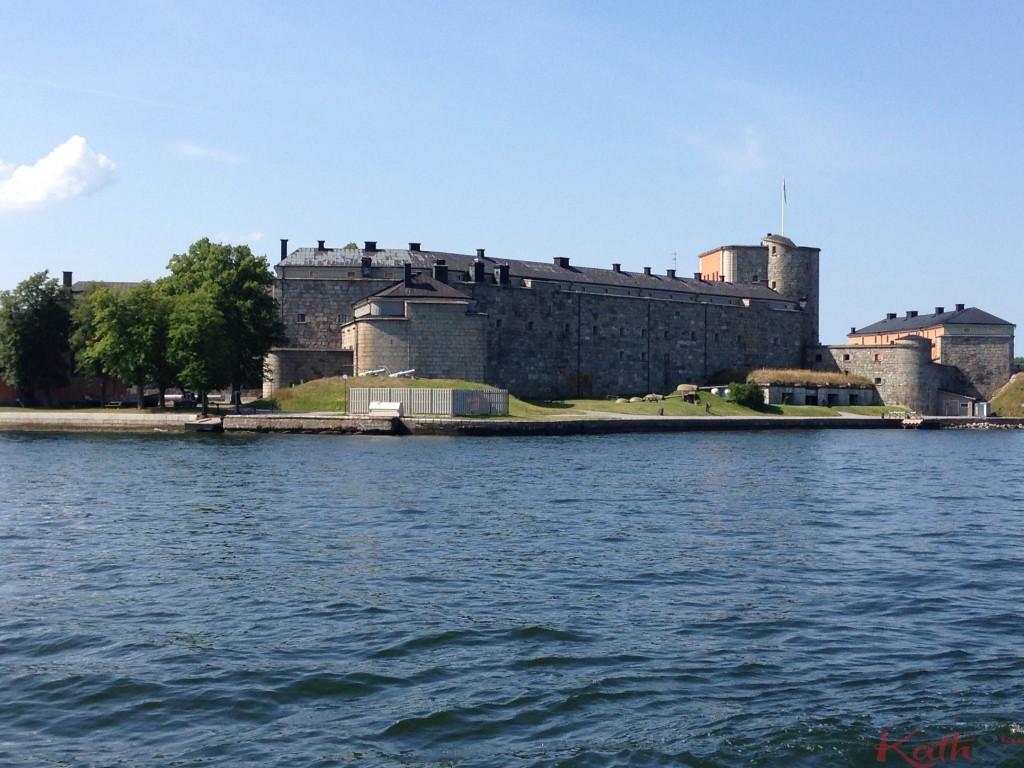 la forteresse de Vaxholm