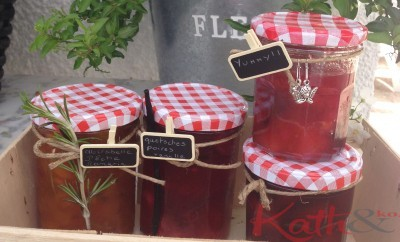 ppots de confiture customisés