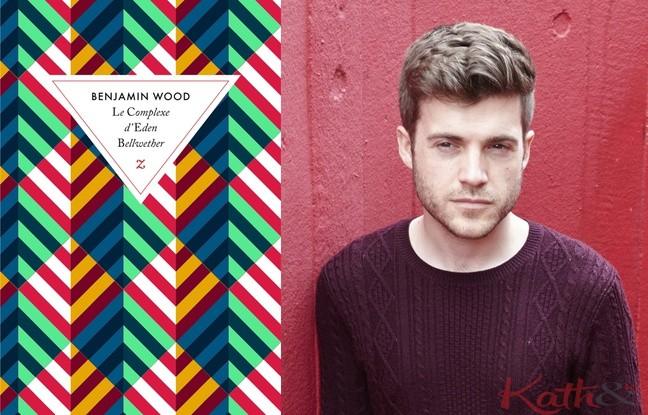 Benjamin Wood, lauréat du Prix du roman Fnac pour - Joseph Ford / Opale / Editions Zulma