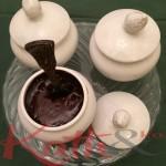 mousses chaudes au chocolat