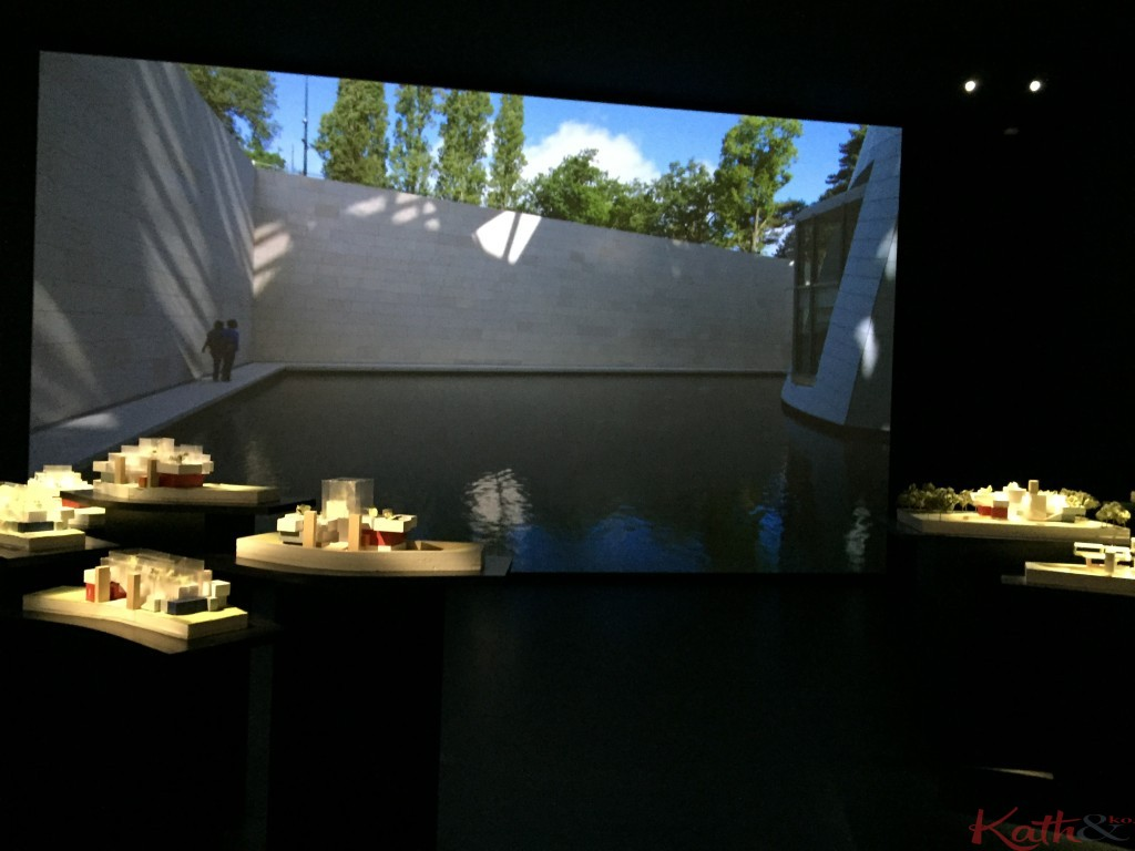 expo Franck Gehry
