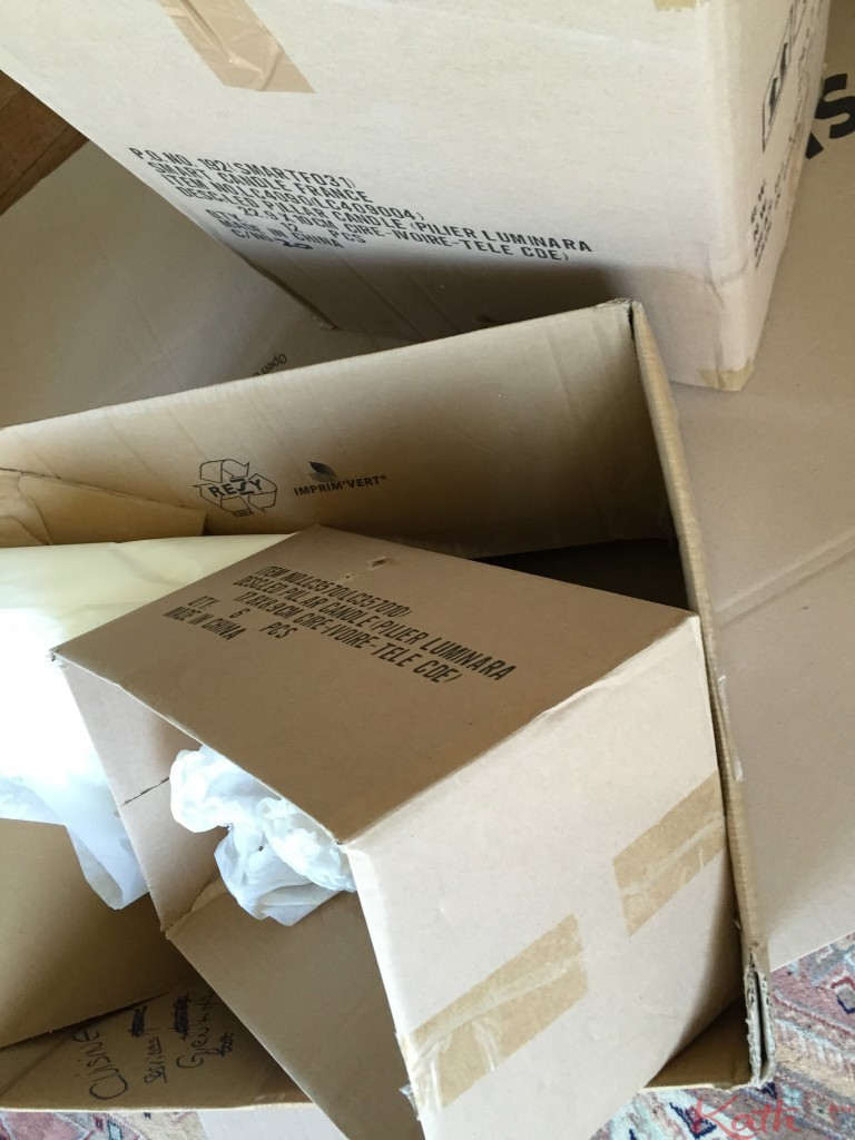déménagement carton