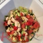 salade à ma façon