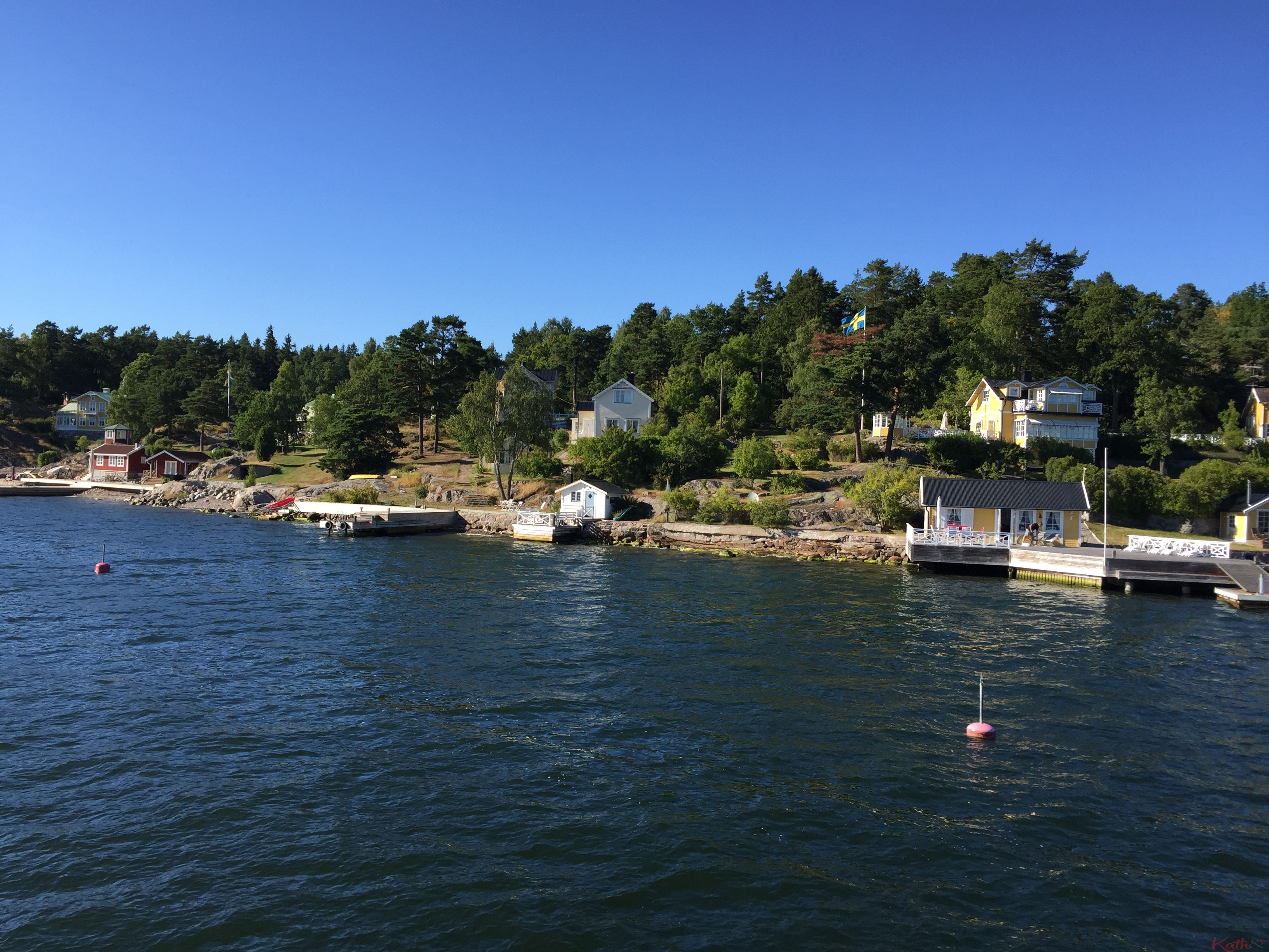 archipel suédois