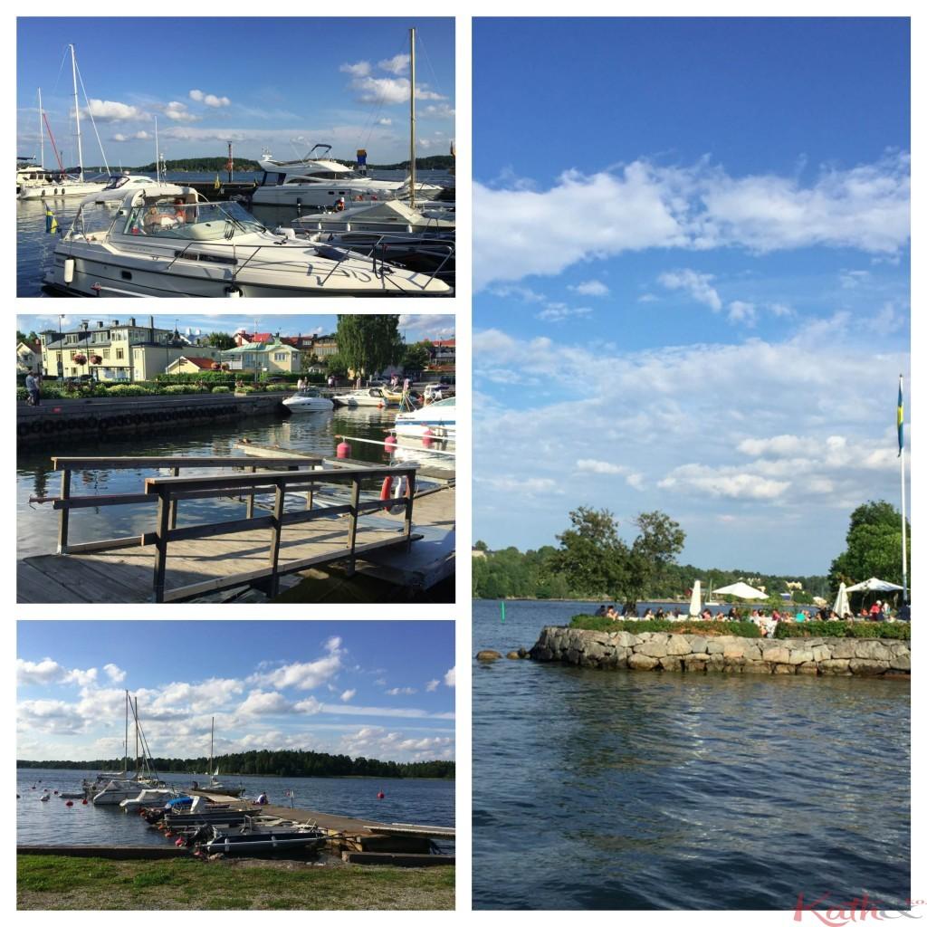 bateaux Vaxholm
