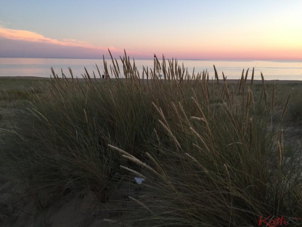 coucher de soleil Vendée
