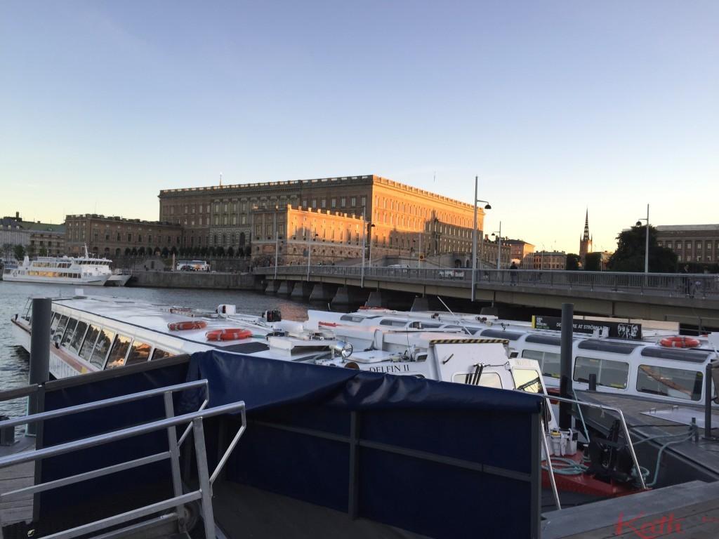 Stockholm Suède août 2015
