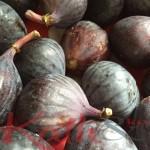Confiture de figues, poires, vanille