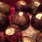 Magret de canard aux figues et au miel