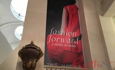l'Expo Fashion forward