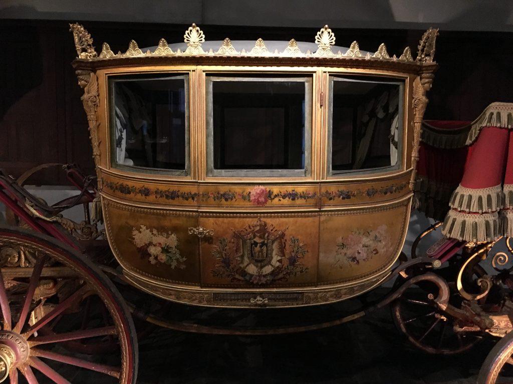 berline du mariage de Napoléon III