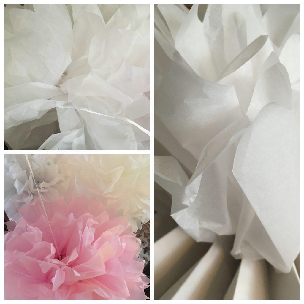 boule fleur de soie