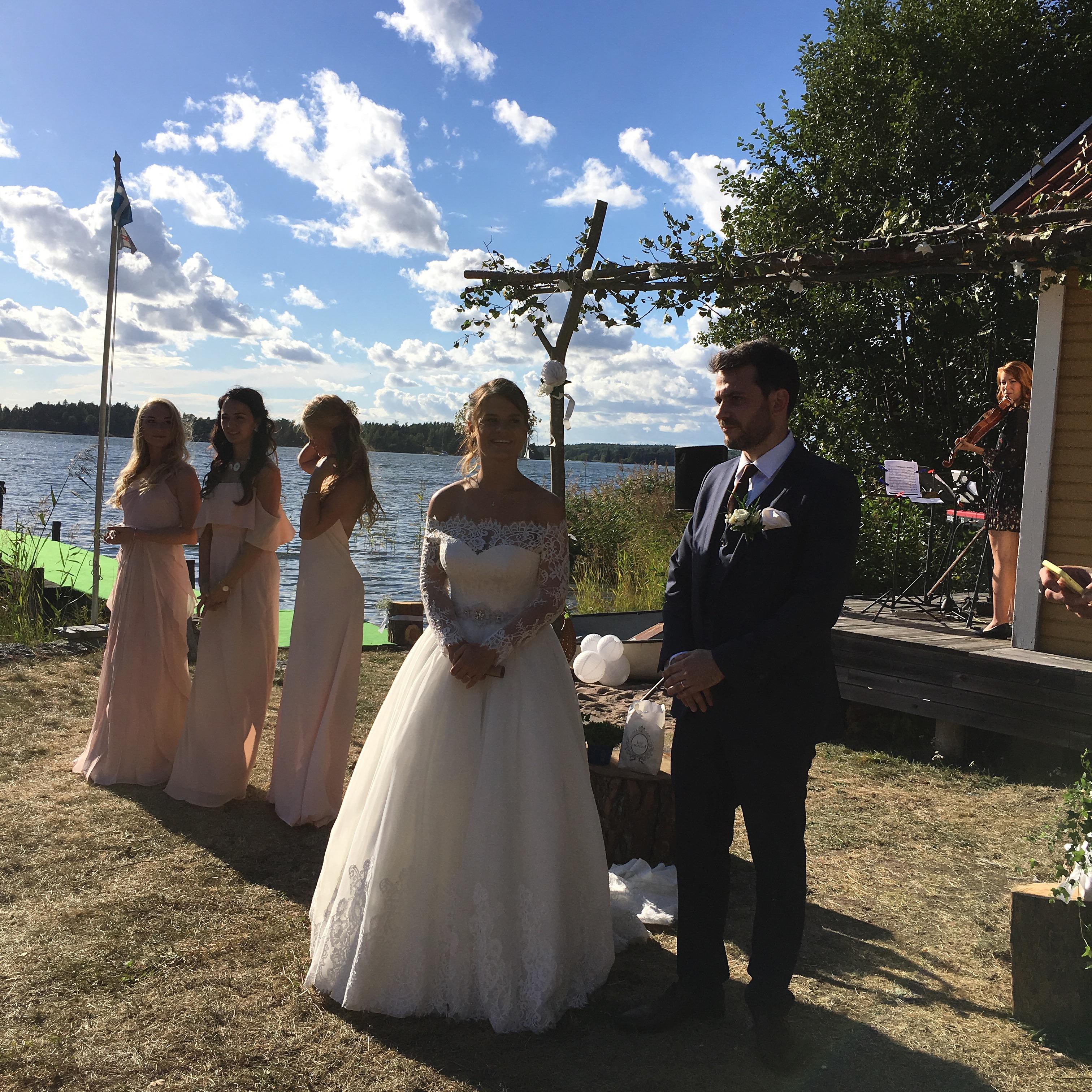 mariage Suède