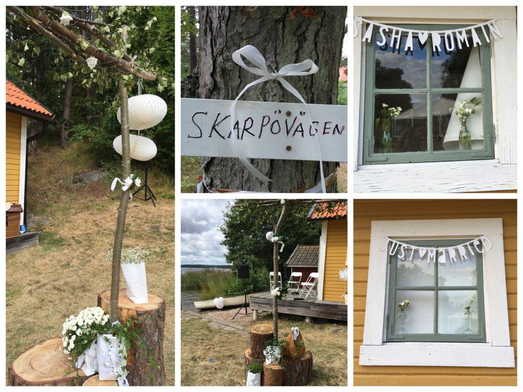 mariage en Suède