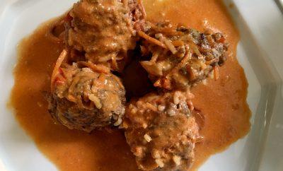 Les Tefteli de Sasha (boulettes de viande)
