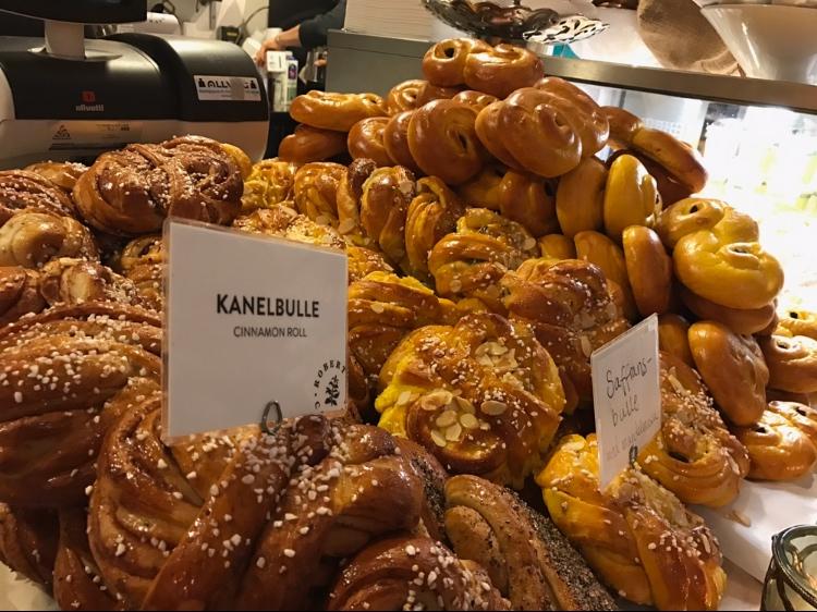 gâteaux suédois