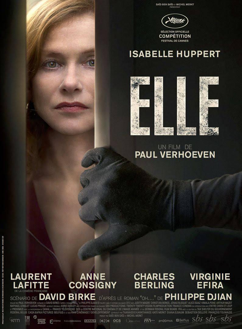 Affiche de Elle