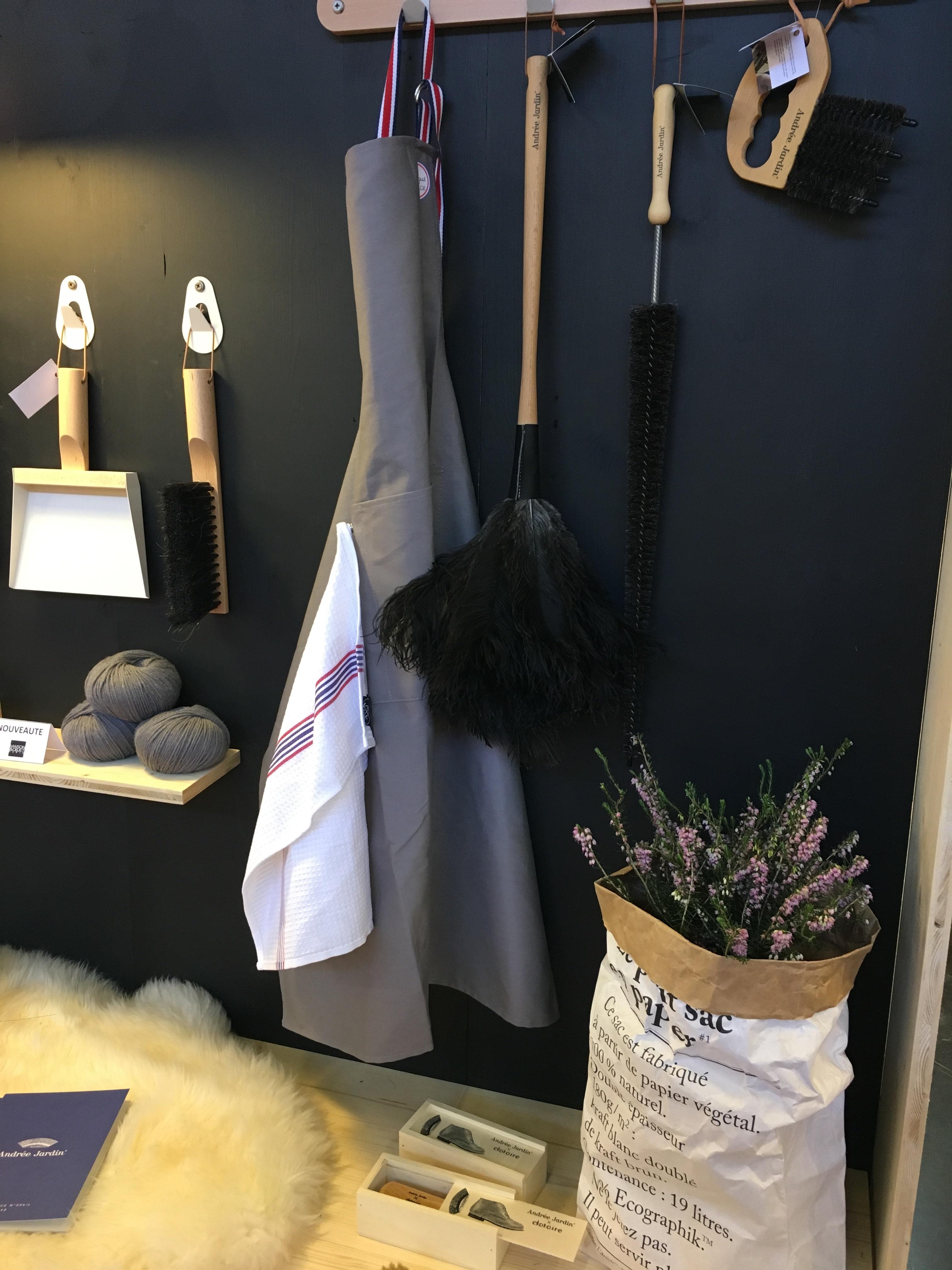 Stand Andrée Jardin au salon Maison & Objets janvier 2017