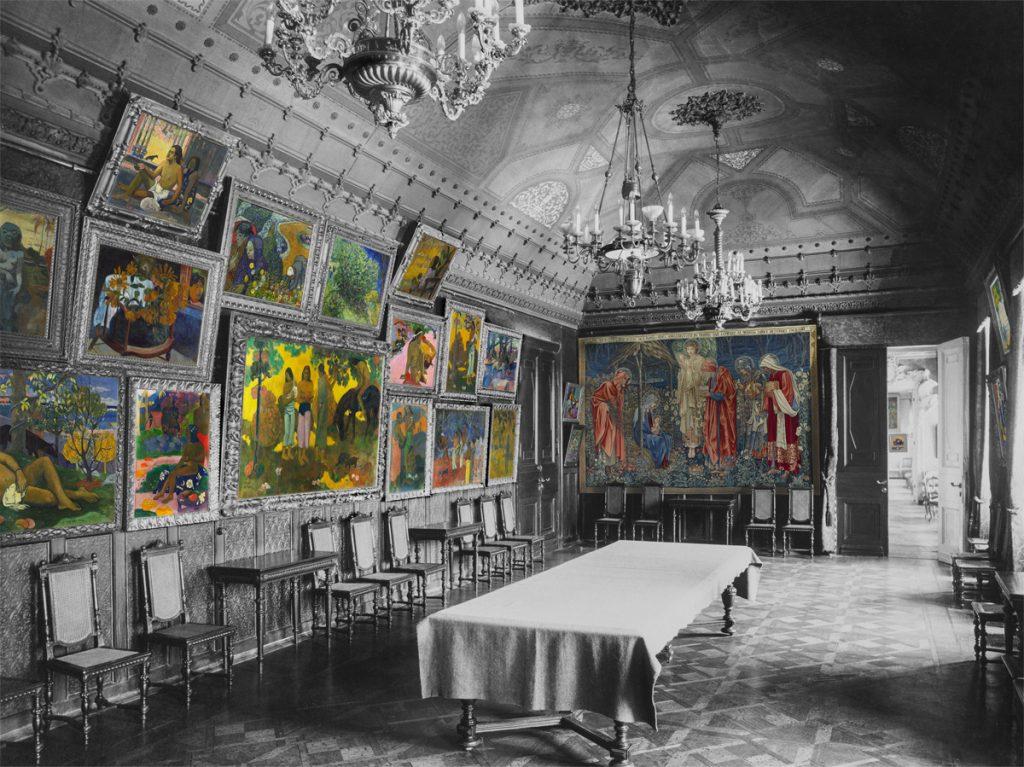 La salle Gauguin