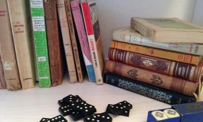 livres et dominos