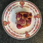 assiette clafoutis